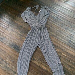 Soft Romper Jumpsuit